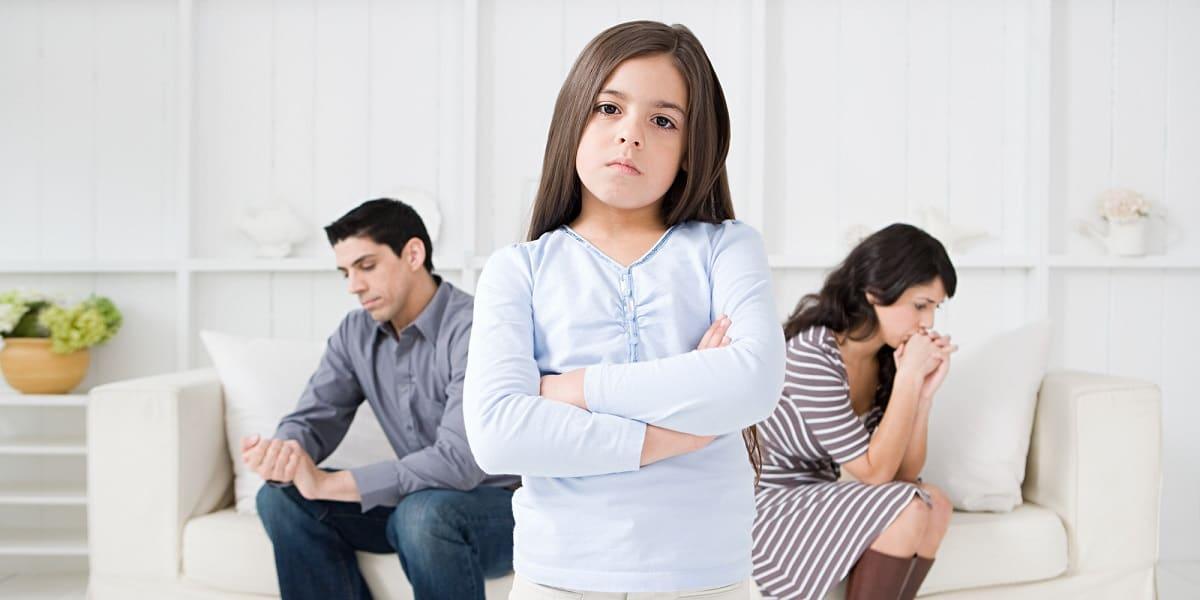 تربية الاطفال بعد الطلاق