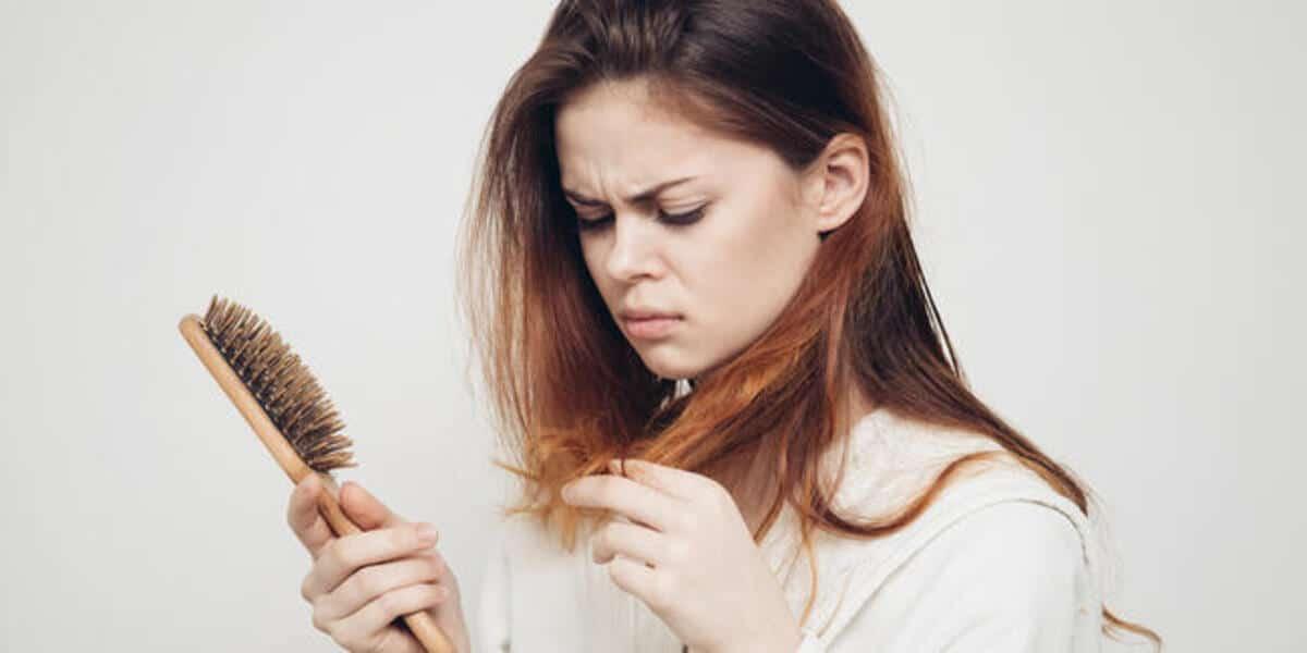 تساقط الشعر اثناء الحمل