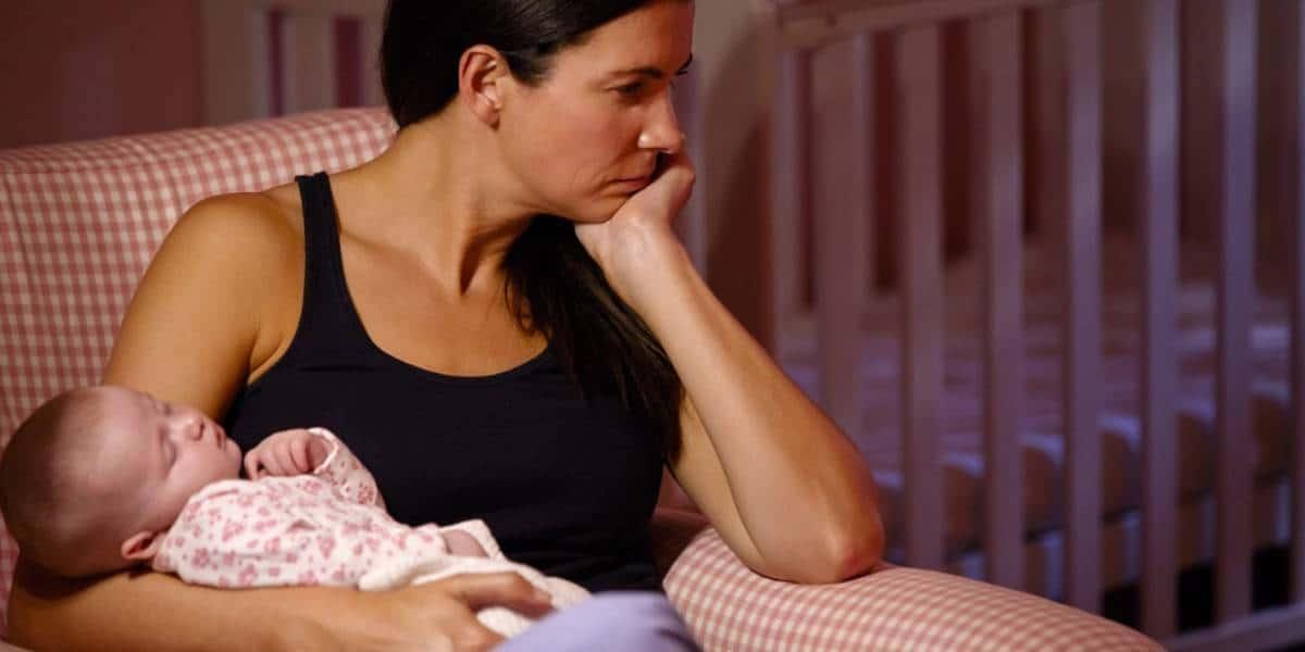 تجاربكم مع اكتئاب ما بعد الولادة
