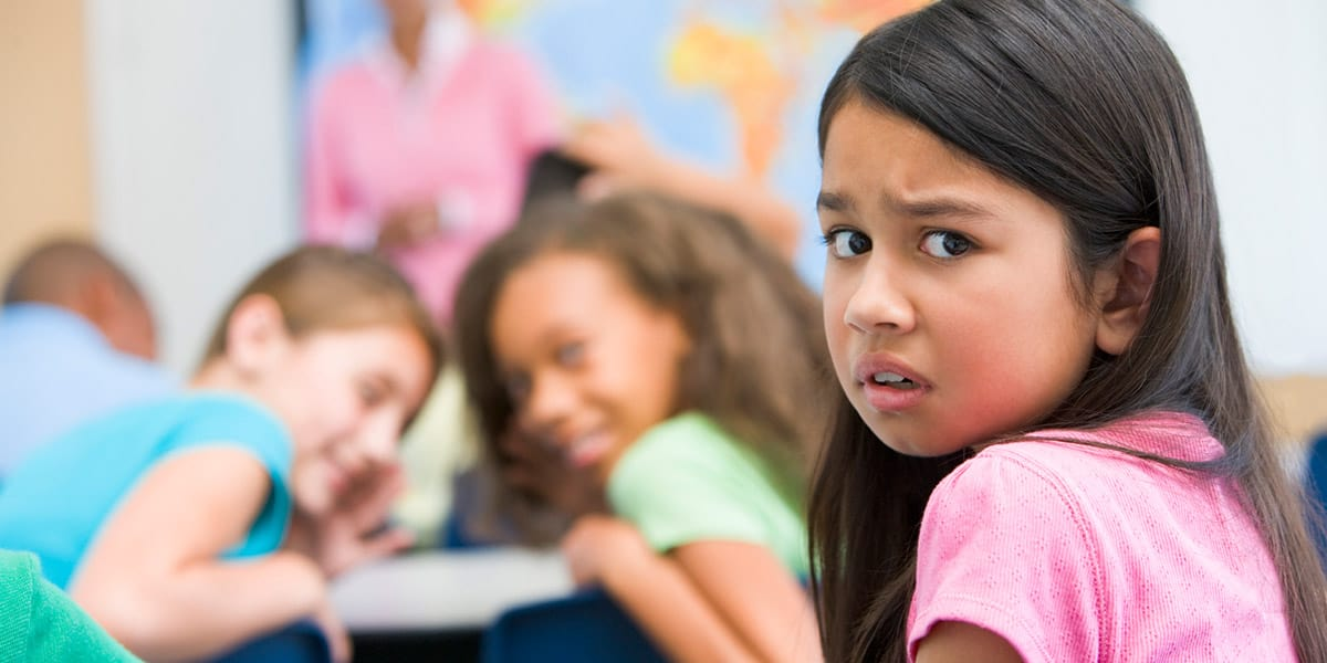 كيفيه علاج التنمر عند الأطفال