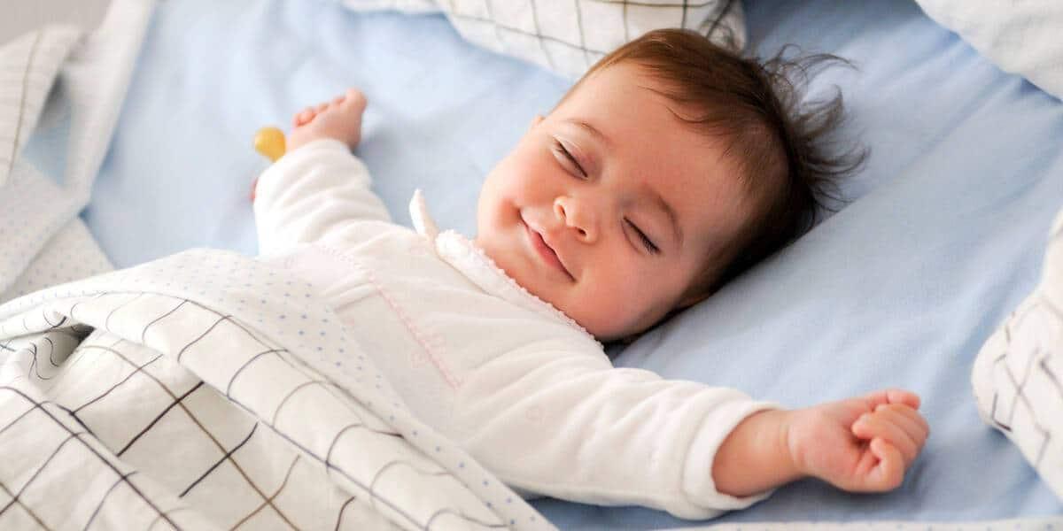 كيف اخلي ابني ينام متواصل