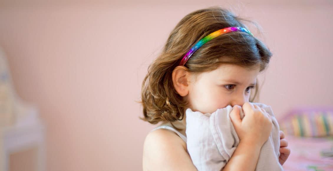 أسباب سيلان اللعاب أثناء النوم عند الأطفال