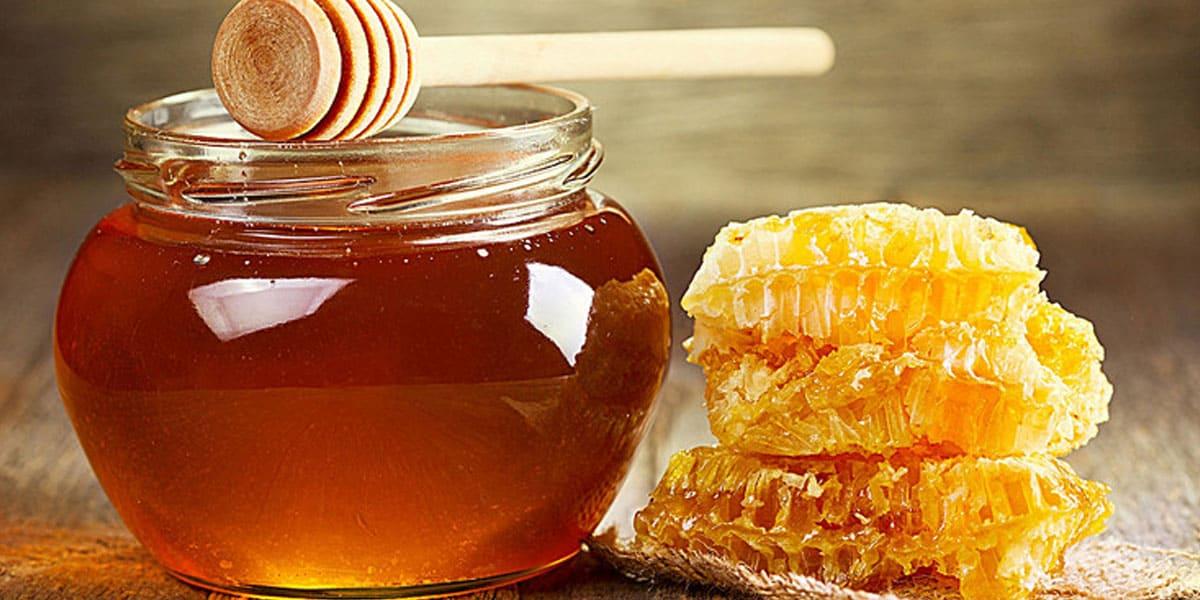فوائد العسل على الريق للحمل