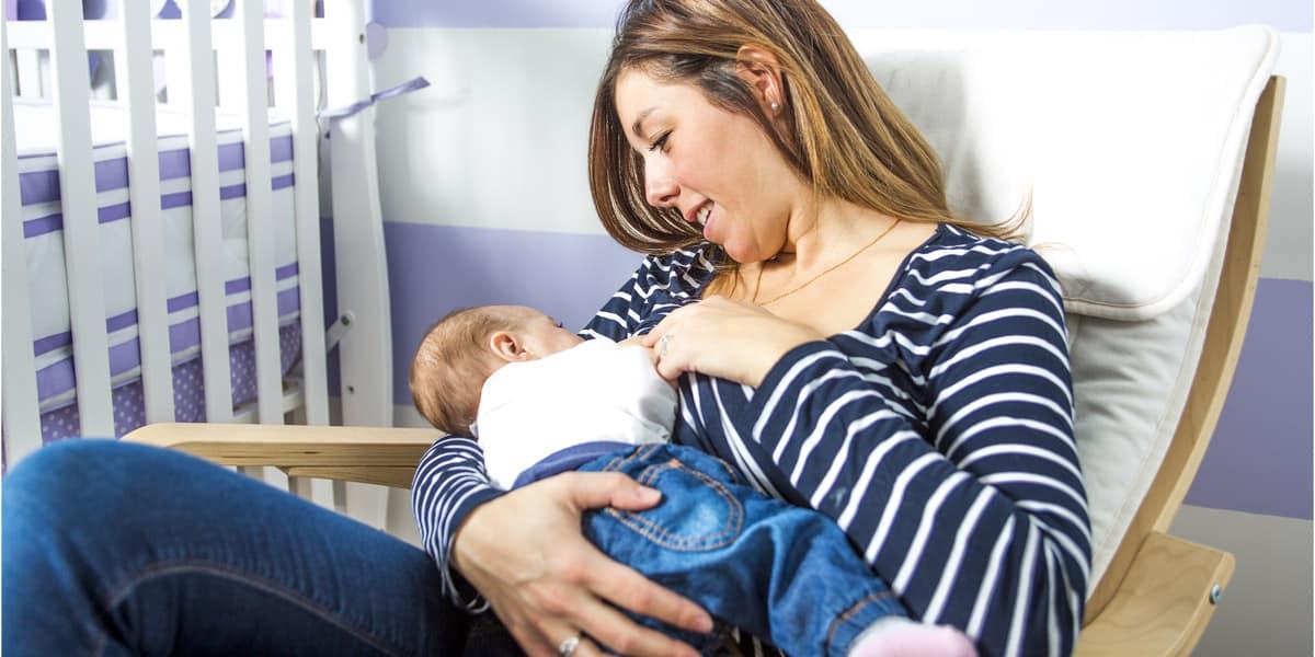 الحالات الممنوع بها الرضاعة الطبيعية
