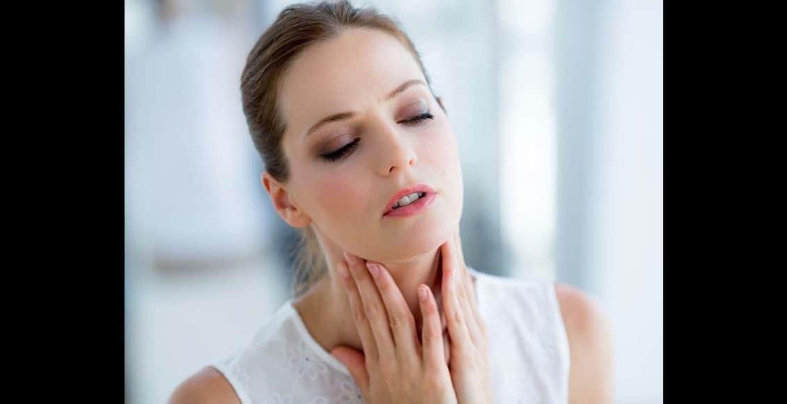 علاج التهاب الحلق للحامل في الشهر التاسع