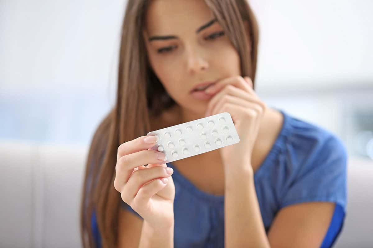 كيف تؤثر حبوب منع الحمل على ضغط الدم