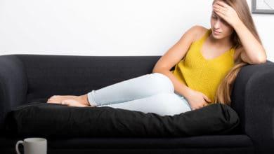 أعراض الدورة بعد الحجامة