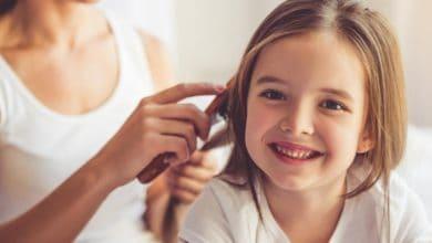 فوائد كريم بالمرز للشعر الأطفال