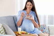 كيف تعالج حرقة المعدة عند الحامل