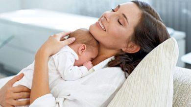 تشققات البطن بعد الولادة كيف تروح