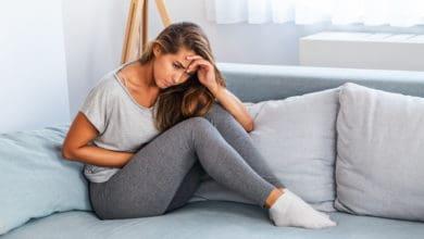 ماذا يحدث للرحم عند تأخر الدورة الشهرية