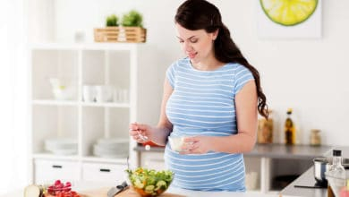الأكل الصحي للحامل