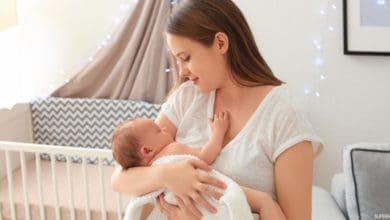نزول دم بعد الولادة بثلاث أشهر