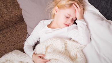 أسباب الصداع في الجبهة عند الأطفال