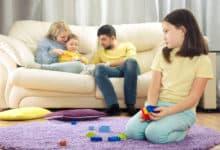أسباب الغيرة عند الأطفال
