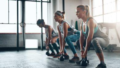 أفضل تمارين لتقوية عضلات الساقين للنساء