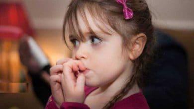 أفضل مانع قضم الأظافر عند الأطفال
