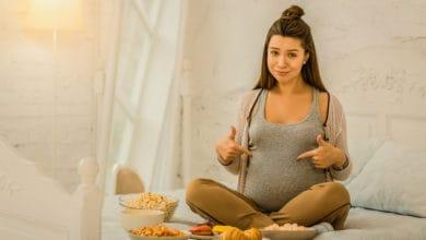 الأطعمة المفيدة للحامل في الشهر الأول