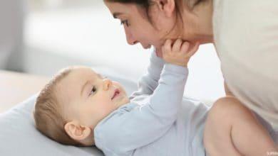 تطورات الطفل في الشهر الخامس