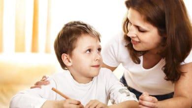 كيفية تأسيس الأطفال في اللغة العربية