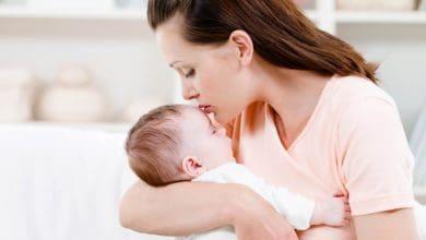 علاج الإمساك عند الرضع في الشهر الثالث