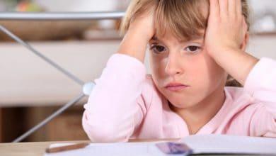 متى يكون فقر الدم خطير عند الأطفال